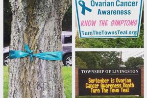 Livingston NJ Teal Awareness