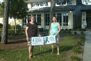 Summerville SC Women Lawn Signs