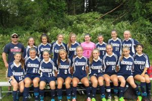 Mendham Nj Girls Soccer Team